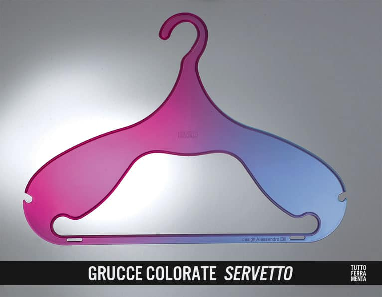 grucce colorate servetto