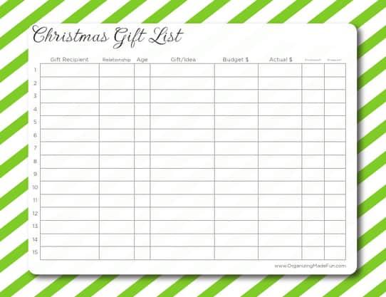 lista idee regalo per natale