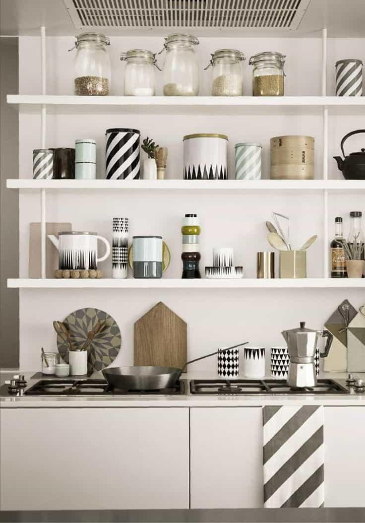 8 Utili consigli per organizzare la tua cucina!
