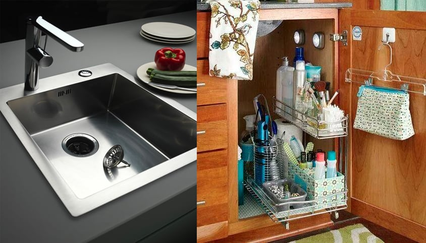 Cucina 8 utili consigli per organizzare la tua cucina - Riordinare la cucina ...