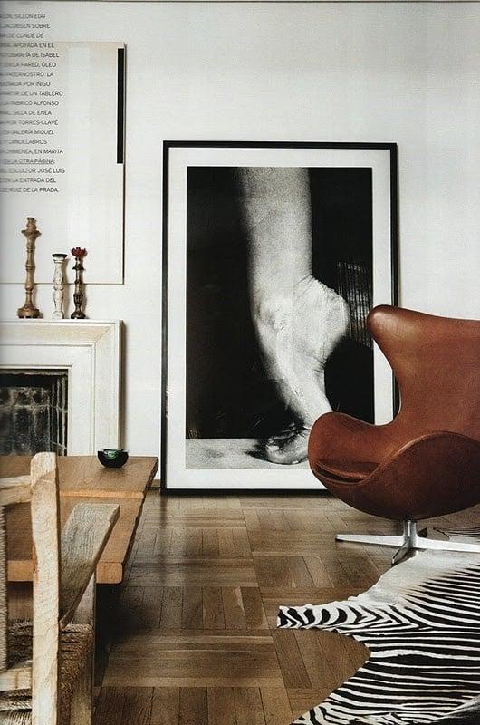 Arne Jacobsen Egg - Sedie in Pelle