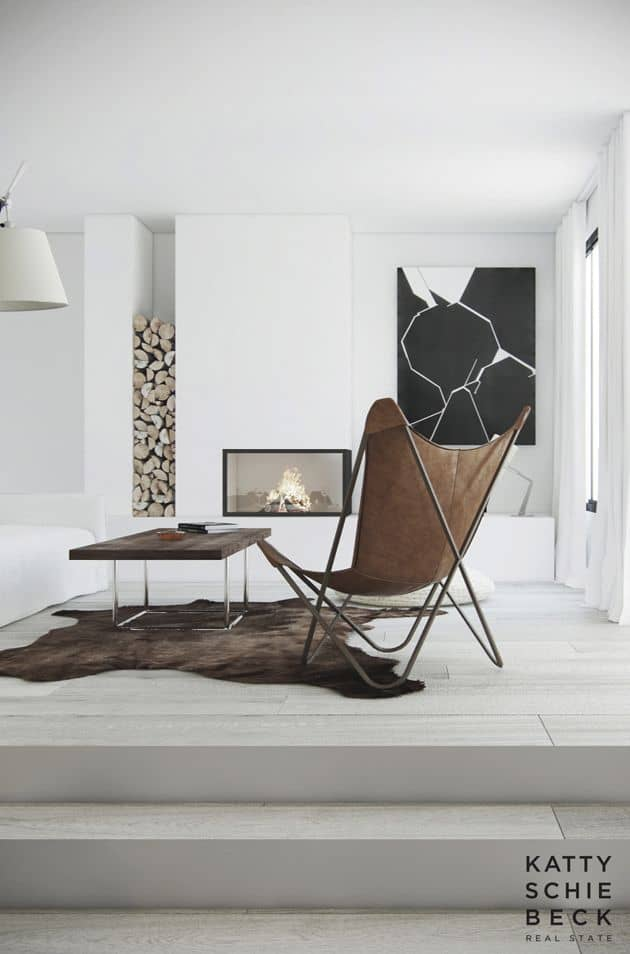 Butterfly Chaird - Sedie arredo Design