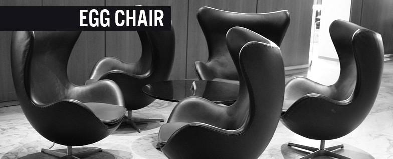 Egg Chair - Sedie di Design