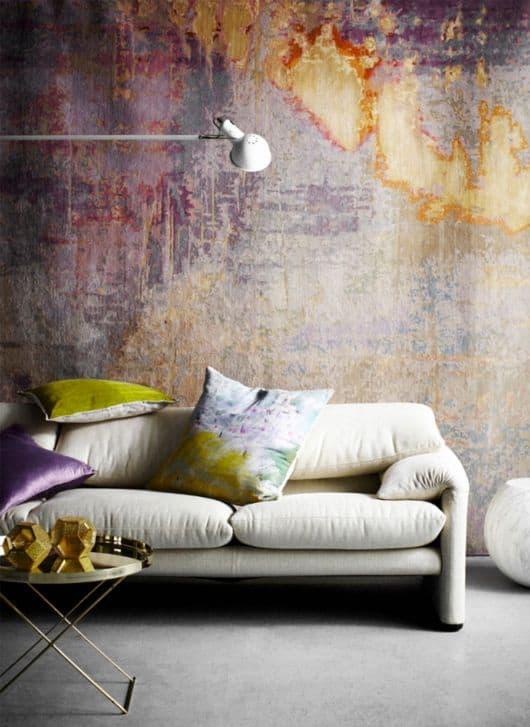 Water Color Wall - Trend Casa 2015