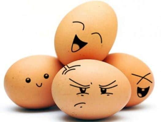 Funny Eggs - Diy Uova Pasqua