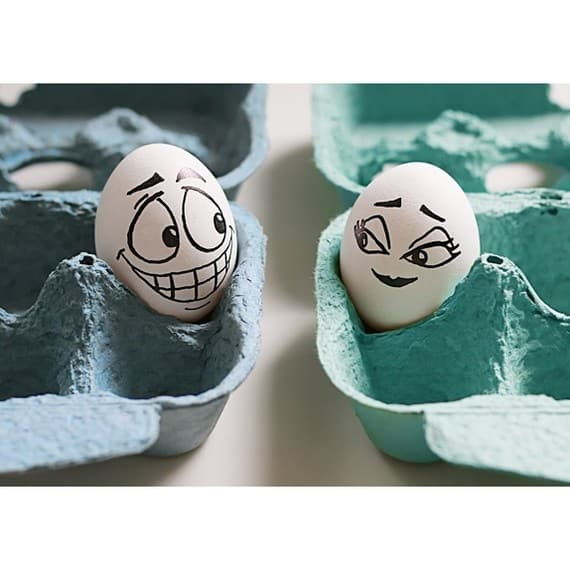 Funny Eggs Diy Uova Pasqua