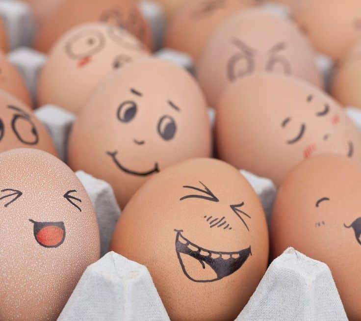 Idee per decorare - Uova Pasqua