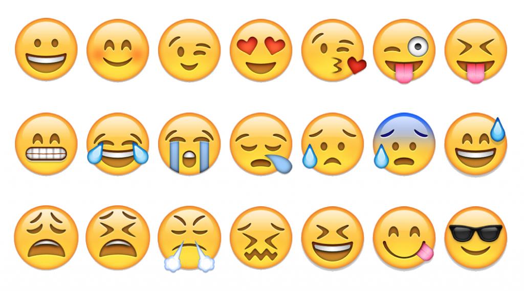Social Emoticons - emoji
