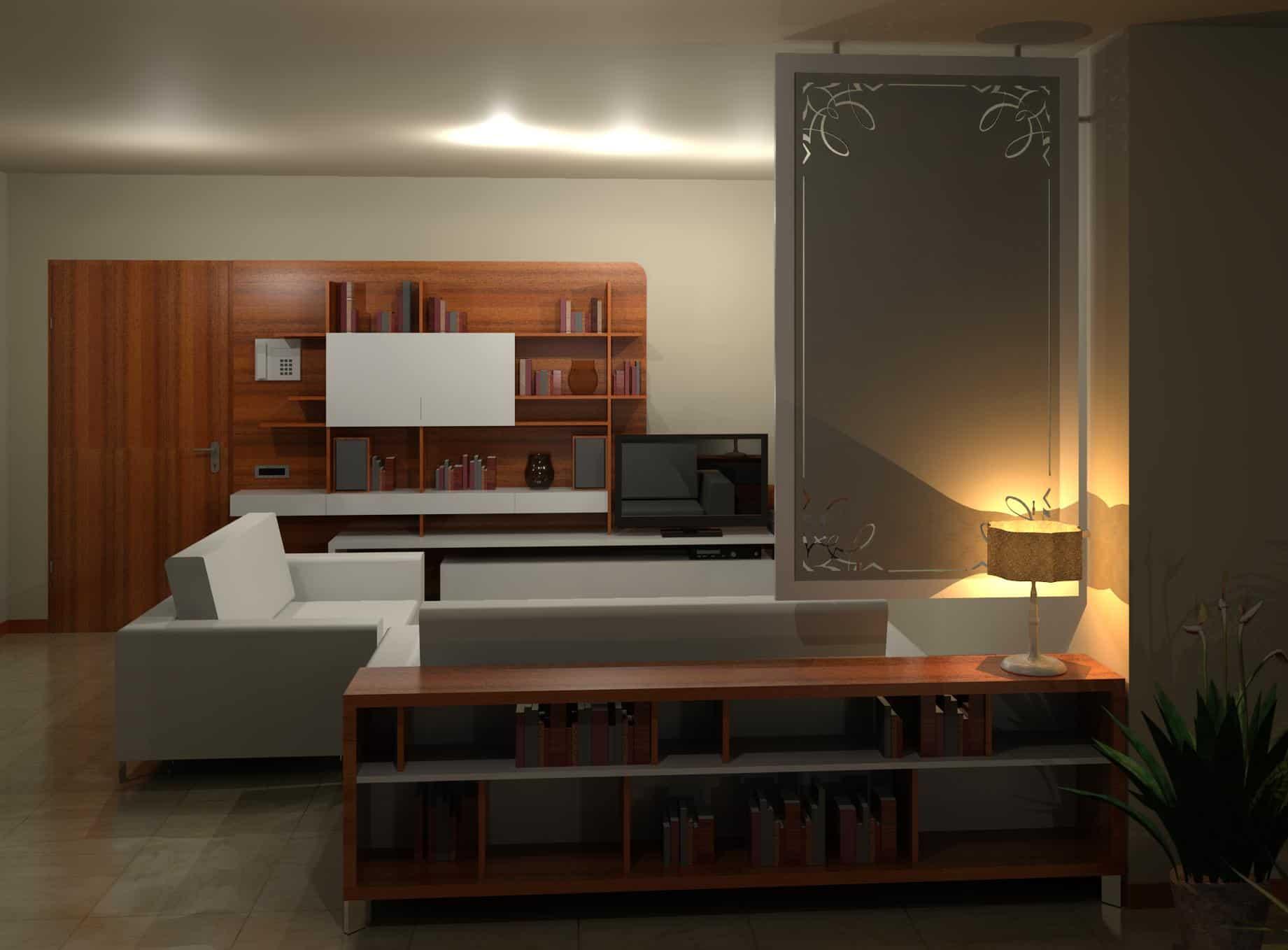 Luci led soggiorno idee per il design della casa - Luci soggiorno moderno ...