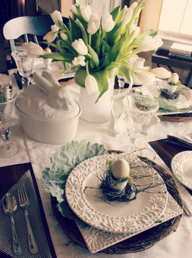 tavolata pasqua idee diy idee decorazioni tavola tuttoferramenta