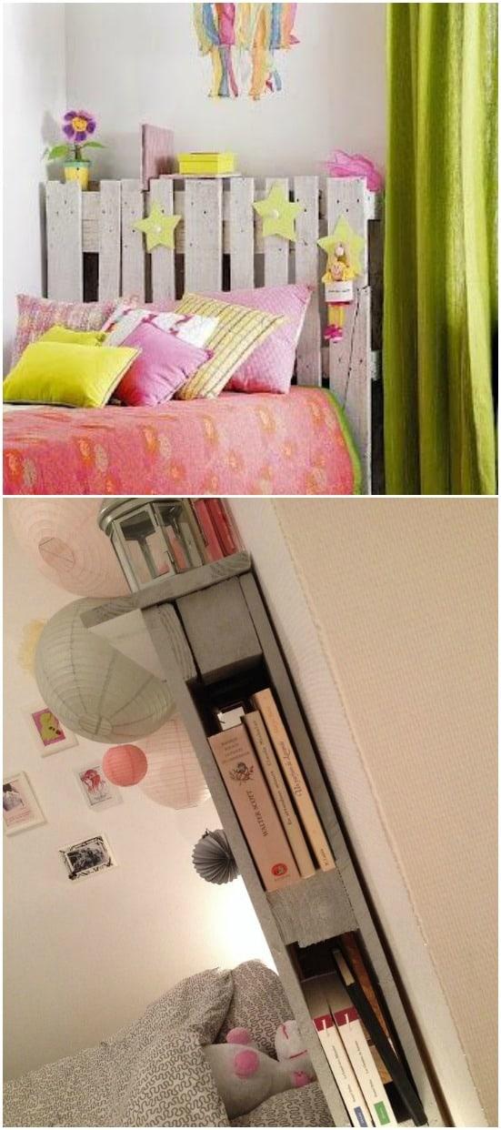 pallet mania: il letto fai da te di bancali che ti farà sognare ... - Idee Arredamento Pallet