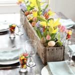 tavola pasqua idee per decorare diy uova pasquali