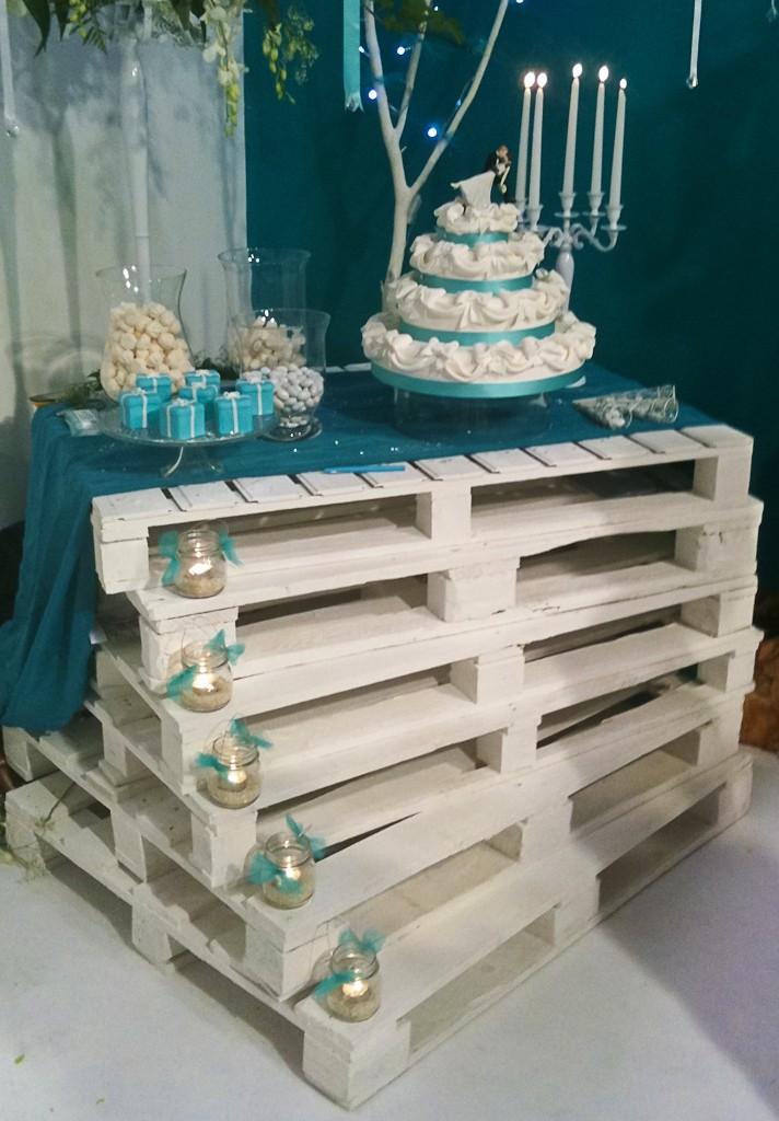 Matrimonio con bancali idee per arredare il party con i for Pallet immagini