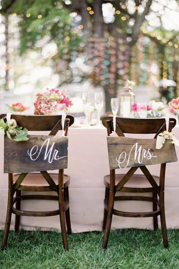 sposi wedding ideas per matrimonio coutry in campagna hippie e shabby chic con pallet decori