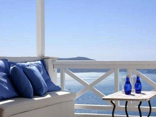 Accessori di arredo per casa al mare in stile nautico