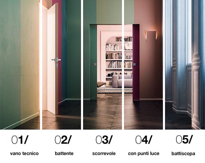 Battiscopa di design Eclusse..Ecco le nuove tendenze!