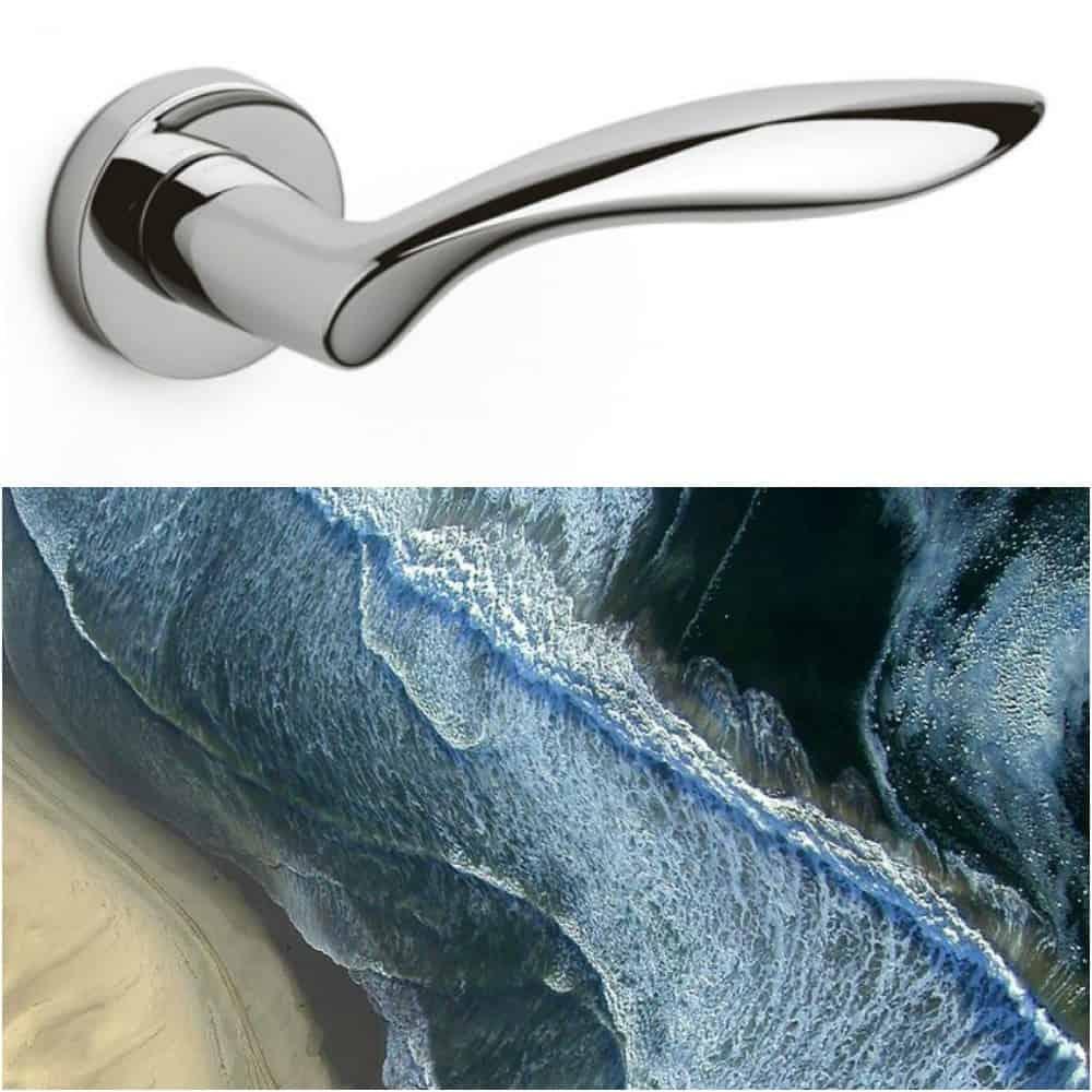 onda maniglia per porta olivari maniglie per mare casa nautica
