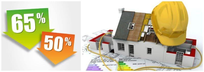 Agevolazioni Fiscali su Tuttoferramenta: IVA 10% e detrazione fiscale 55% e 65%