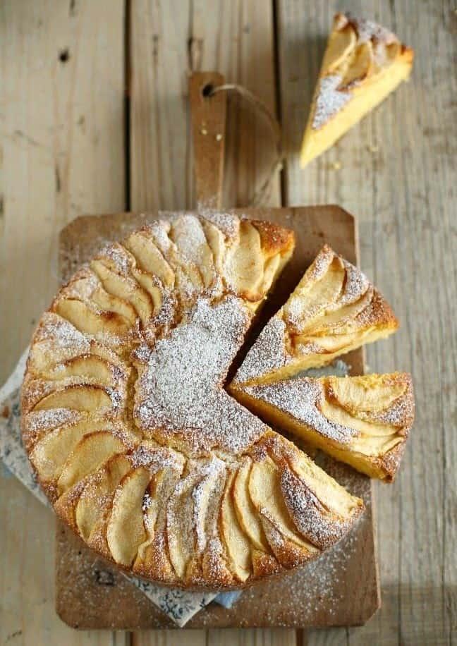 torta di mele ricetta classica tuttoferramenta