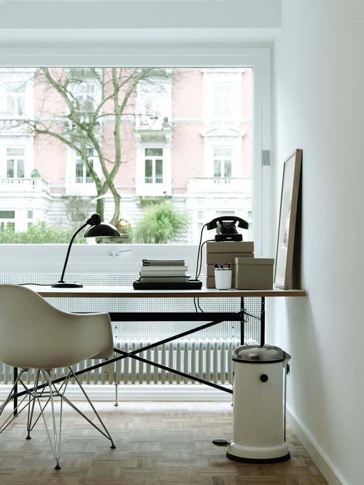 ufficio scrivania luce naturale tuttoferramenta