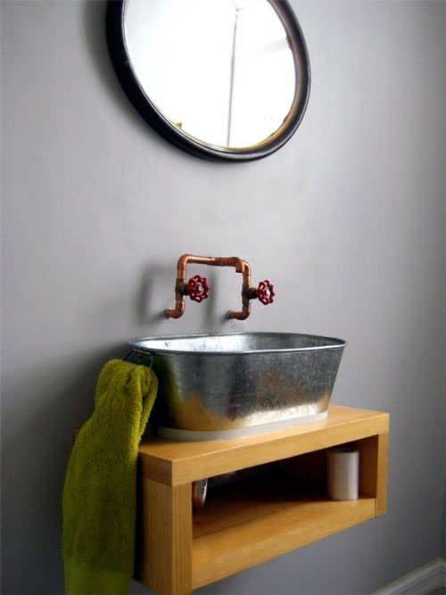 Manopole per rubinetti