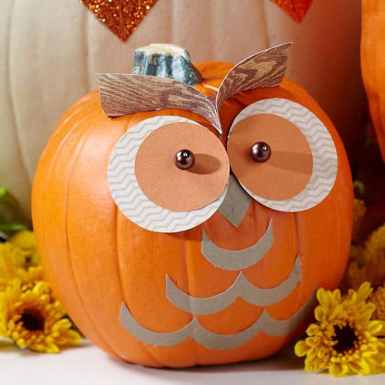 Zucche di halloween fai da te 30 idee da copiare for Pumpkin cut out ideas