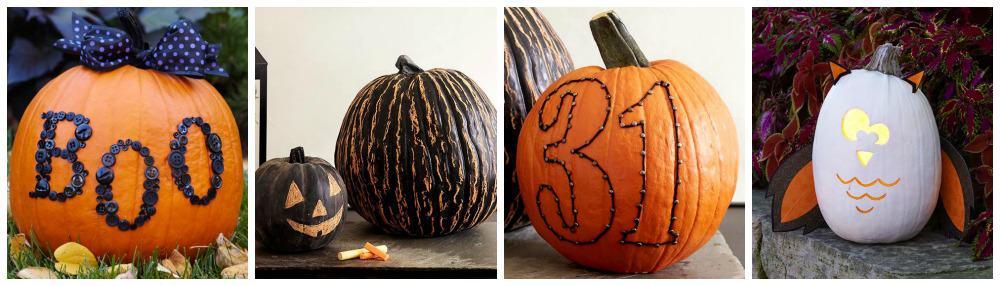 Zucche di Halloween fai da te : 30 idee da copiare!