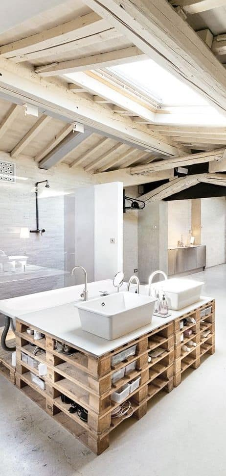 Rinnovare e ristrutturare il bagno in stile moderno e di design!