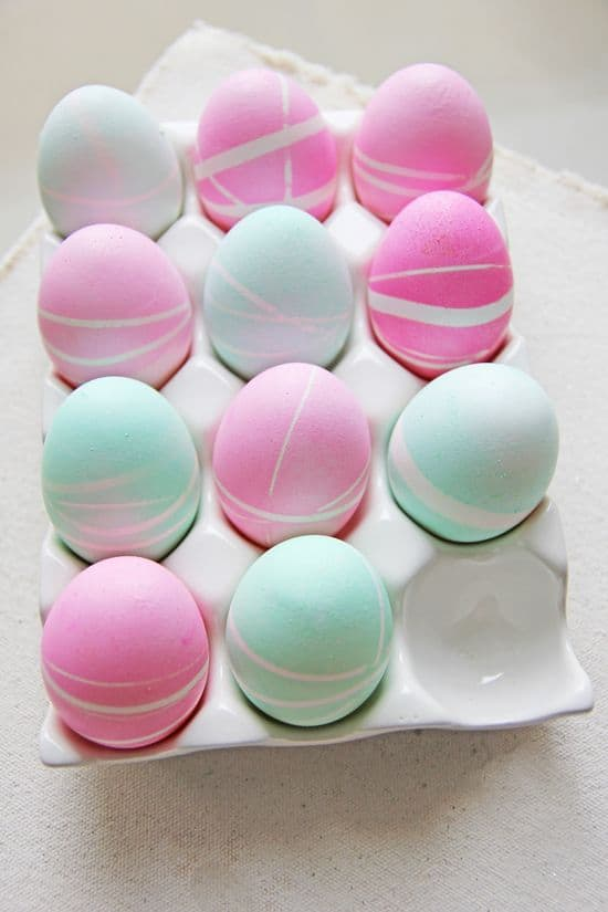 Uova di Pasqua Rose Quartz Serenity