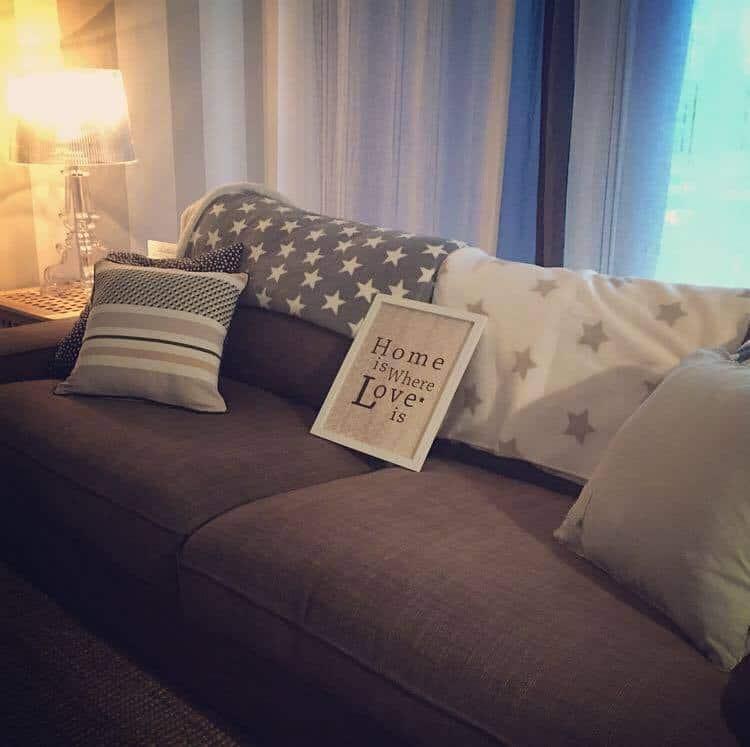 casa moderna e romantica