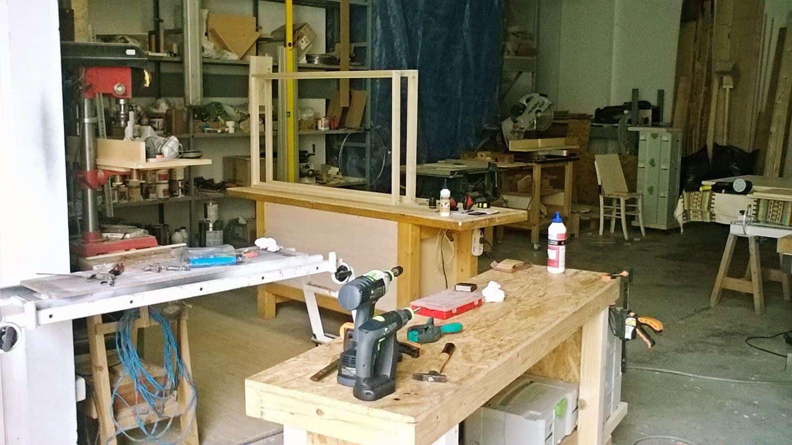 la mia falegnameria stefano il falegname sardegna fai da te artigianato