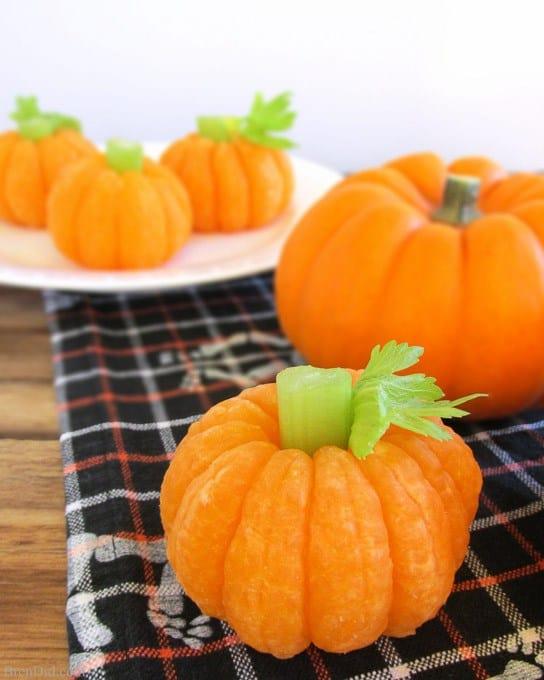 Halloween a tavola fai da te