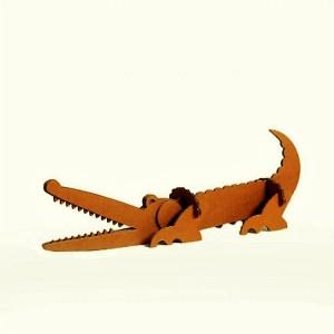 coccodrilo-in-cartone-giocattoli-in-cartone