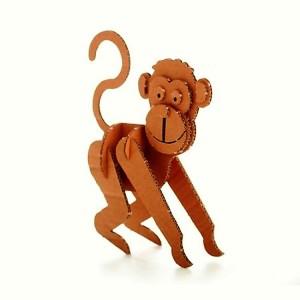 scimmia-in-cartone-giocattoli-per-bambini