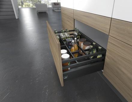 cassettone scorrevole per cucina