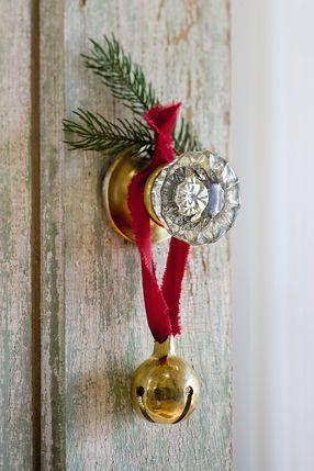 decorazioni-natalizie-per-la-maniglia-porta