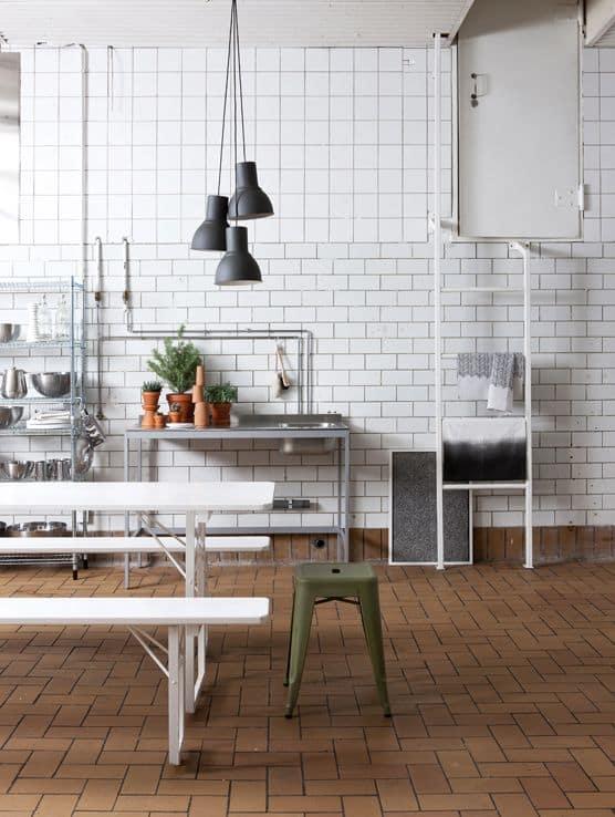 cucina-loft-newyork-con-gambe-da-tavolo-pieghevole-tavolo-da-pranzo-industrial