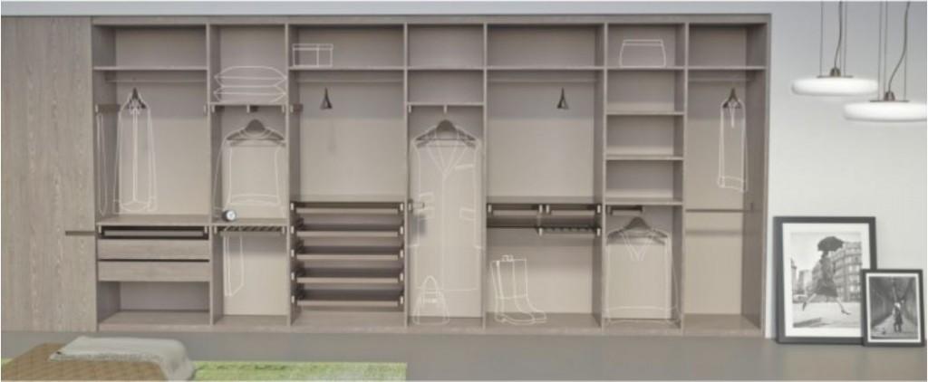 Come Si Costruisce Una Cabina Armadio.Come Realizzare La Cabina Armadio Perfetta Con Il Design Che Non