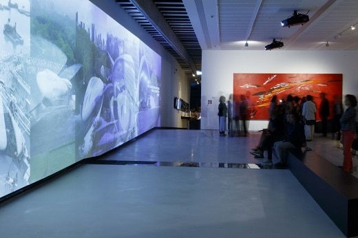 Museo Maxxi l'Italia e Zaha Hadid
