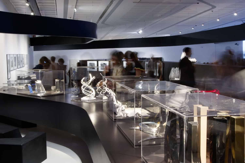 L'Italia e Zaha Hadid, Museo Maxxi, Roma