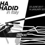 Manifesti Maxxi Zaha Hadid