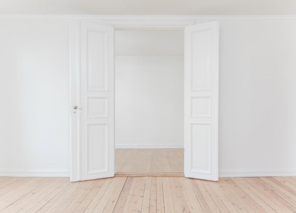 DOOR PORTE TOTAL WHITE