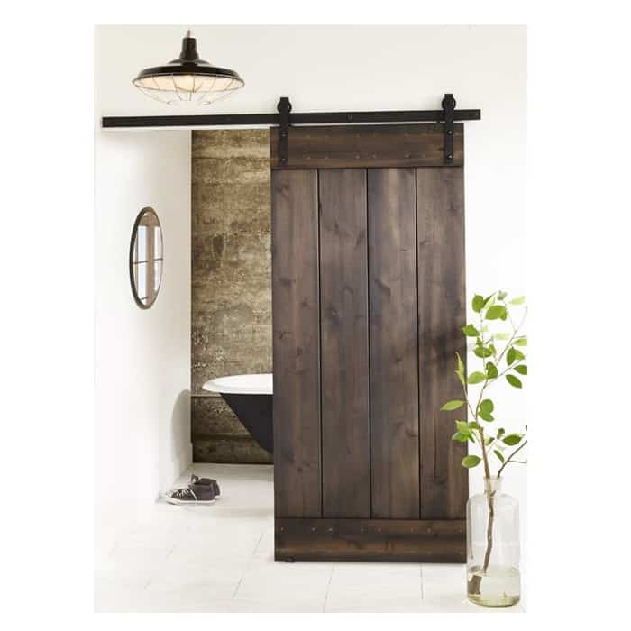 le fabric BARN DOOR INDUSTRIAL
