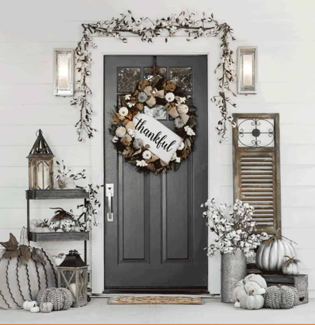 Decorazioni di halloween 6 idee originali per decorare for Decorazioni porta ingresso