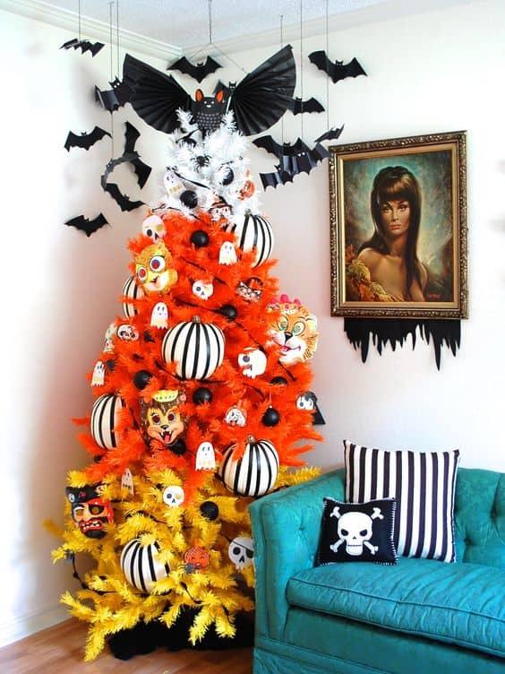 albero halloween 1