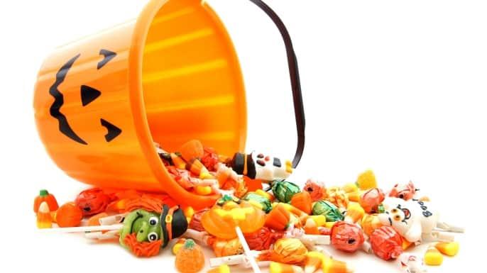 cibo halloween