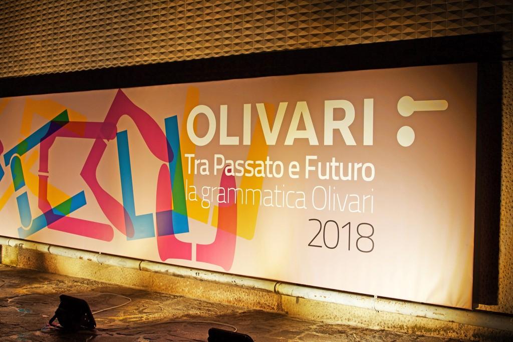 Evento Olivari - Tra passato e Futuro - la Grammatica 2018