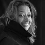 Zaha Hadid i cui progetti si sono basati su oltre trenta anni di esplorazione e ricerca nei settori dell'urbanistica, architettura e design.