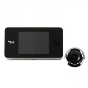 Standard YALE Facile da utilizzare, da installare e non necessita di particolari utensili per fissarlo, è come un semplice montaggio fai da te!