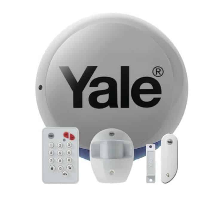 sistemi sicurezza Yale accessori per rednere la casa sicura tuttoferramenta videosorveglianza